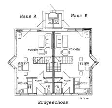 Ferienhaus Friesenlandhaus Norddeich Grundriss EG_klein