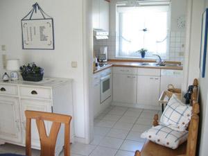 Ferienhaus A Küche