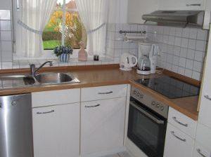 Küche Ferienhaus B